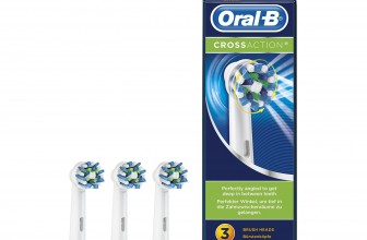 Oral-B CrossAction-Cabezal de recambio, 3 unidades