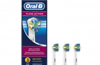 Oral-B FlossAction-Cabezal de recambio, 3 unidades