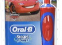 Oral-B Stages Power Kids Cars